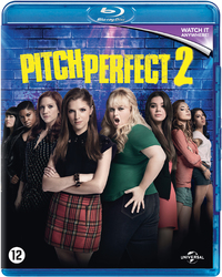 Pitch Perfect 2-Blu-Ray