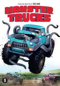 Monster Trucks-DVD