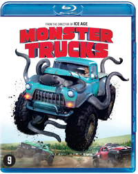Monster Trucks-Blu-Ray
