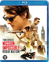 Mission Impossible 5 - Rogue Nation-Blu-Ray