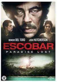 Escobar - Paradise Lost-DVD