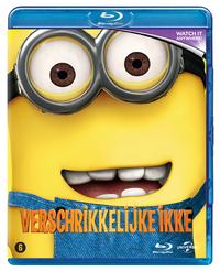 Verschrikkelijke Ikke-Blu-Ray