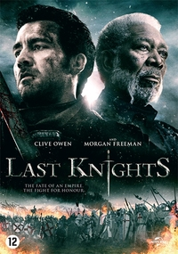 Last Knights-DVD