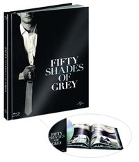 Fifty Shades Of Grey - Collectors Edition (Blu-Ray & DVD & Bonus DVD)-Blu-Ray