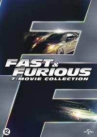 Fast & Furious 1-7-DVD