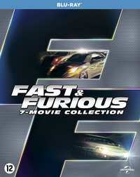 Fast & Furious 1-7-Blu-Ray