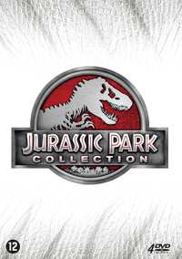 Jurassic Park 1-4 Collection-DVD