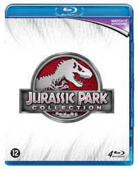 Jurassic Park 1-4 Collection-Blu-Ray