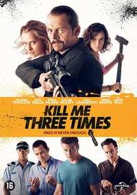 Kill Me Three Times-DVD