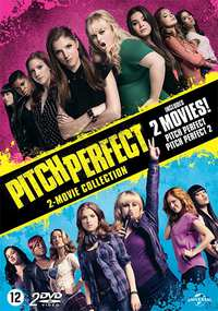 Pitch Perfect 1-2-DVD
