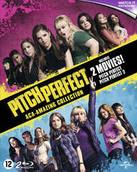 Pitch Perfect 1-2-Blu-Ray
