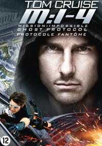 Mission Impossible 4 - Ghost Protocol-DVD