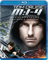 Mission Impossible 4 - Ghost Protocol-Blu-Ray