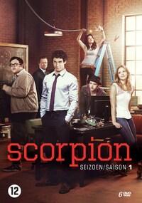 Scorpion - Seizoen 1-DVD