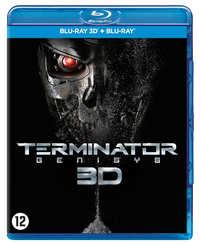 Terminator - Genisys (3D En 2D Blu-Ray)-3D Blu-Ray