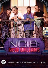 Ncis New Orleans - Seizoen 1-DVD