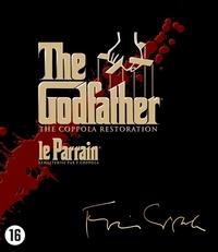 The Godfather Trilogy-Blu-Ray