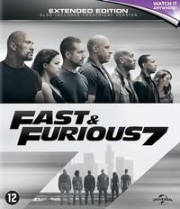 Fast & Furious 7-Blu-Ray