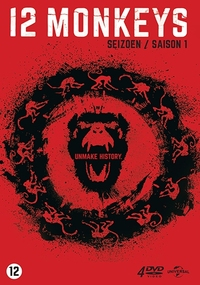 12 Monkeys - Seizoen 1-DVD