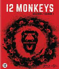 12 Monkeys - Seizoen 1-Blu-Ray