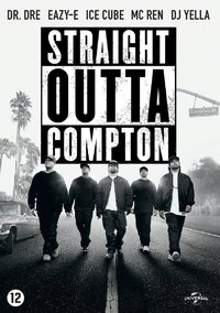 Straight Outta Compton-DVD