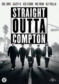 Straight Outta Compton-DVD