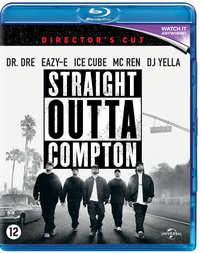 Straight Outta Compton-Blu-Ray