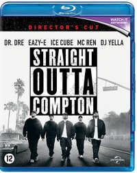 Straight Outta Compton-Blu-Ray