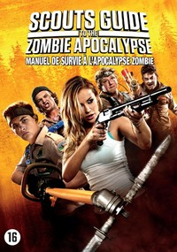 Scouts Guide To The Zombie Apocalypse-DVD