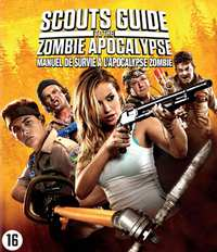Scouts Guide To The Zombie Apocalypse-Blu-Ray