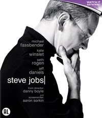 Steve Jobs-Blu-Ray