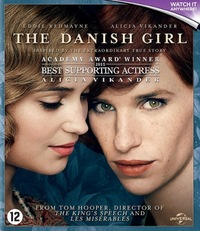 Danish Girl-Blu-Ray