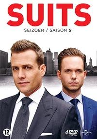Suits - Seizoen 5-DVD
