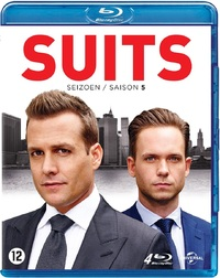 Suits - Seizoen 5-Blu-Ray