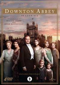 Downton Abbey - Seizoen 6-DVD