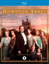 Downton Abbey - Seizoen 6-Blu-Ray