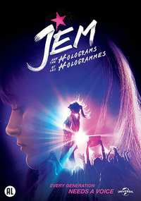 Jem And The Holograms-DVD