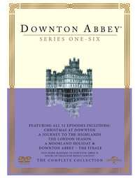 Downton Abbey - De Complete Collectie (Limited Edition)-DVD