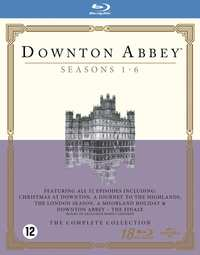 Downton Abbey - Seizoen 1-6-Blu-Ray