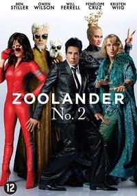 Zoolander 2-DVD