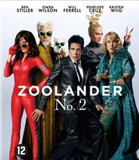 Zoolander 2-Blu-Ray