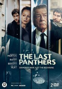 The Last Panthers - Seizoen 1-DVD