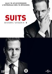 Suits - Seizoen 1 - 5-DVD