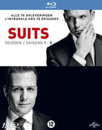 Suits - Seizoen 1 - 5-Blu-Ray