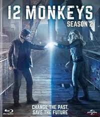12 Monkeys - Seizoen 2-Blu-Ray