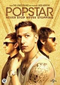 Popstar - Never Stop Never Stopping-DVD