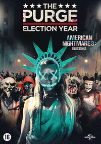 The Purge 3: Election Year-DVD