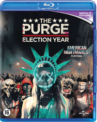 The Purge 3: Election Year-Blu-Ray