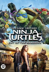 Teenage Mutant Ninja Turtles 2 - Out Of The Shadows-DVD
