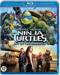 Teenage Mutant Ninja Turtles 2 - Out Of The Shadows-Blu-Ray